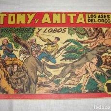 Tebeos: TONY Y ANITA. N.º 137. EDITORIAL MAGA.. Lote 262221980