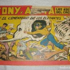 Tebeos: TONY Y ANITA. N.º 145. EDITORIAL MAGA.. Lote 262228555