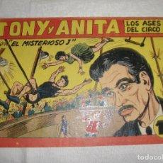 Tebeos: TONY Y ANITA. N.º 148. EDITORIAL MAGA.. Lote 262229080