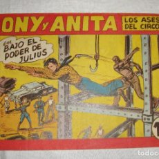 Tebeos: TONY Y ANITA. N.º 149. EDITORIAL MAGA.. Lote 262229200