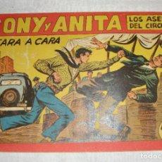 Tebeos: TONY Y ANITA. N.º 150. EDITORIAL MAGA.. Lote 262229370