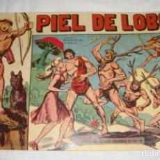 Tebeos: PIEL DE LOBO. N.º 1. MAGA. Lote 262465190