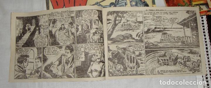 Tebeos: DON Z. Serie el pequeño héroe. 1958. Maga. Del 1 al 66 incluidos. - Foto 7 - 262719980