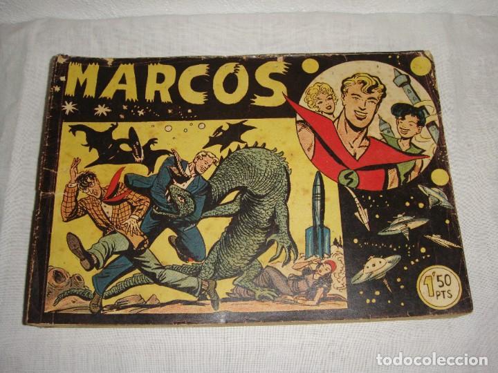 MARCOS. MAGA 1958. DEL 1 AL 30 INCLUIDOS (SOLO FALTA EL Nº 10) (Tebeos y Comics - Maga - Otros)