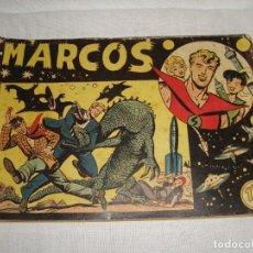 Tebeos: MARCOS. MAGA 1958. DEL 1 AL 30 INCLUIDOS (SOLO FALTA EL Nº 10). Lote 262721160