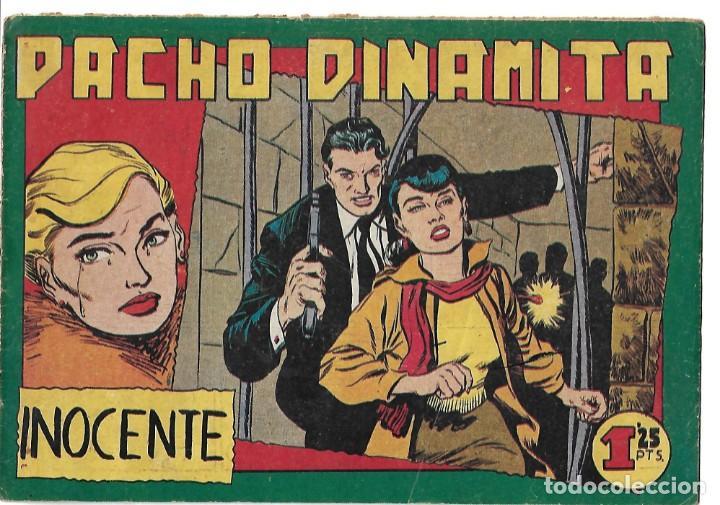 PACHO DINAMITA - NUM 128 - ORIGINAL (Tebeos y Comics - Maga - Pacho Dinamita)