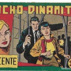 Tebeos: PACHO DINAMITA - NUM 128 - ORIGINAL. Lote 262744700
