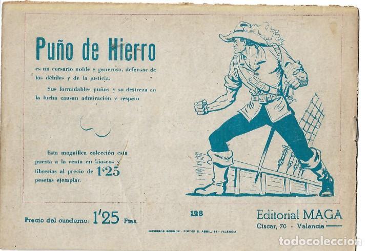 Tebeos: PACHO DINAMITA - NUM 128 - ORIGINAL - Foto 2 - 262744700