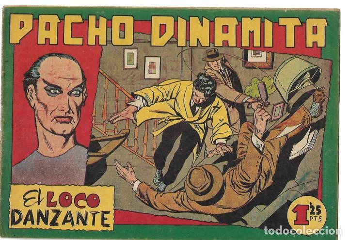 PACHO DINAMITA - NUM 129 - ORIGINAL (Tebeos y Comics - Maga - Pacho Dinamita)