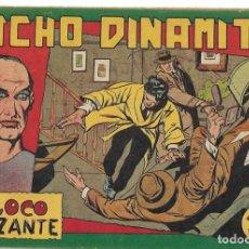 Tebeos: PACHO DINAMITA - NUM 129 - ORIGINAL. Lote 262744850