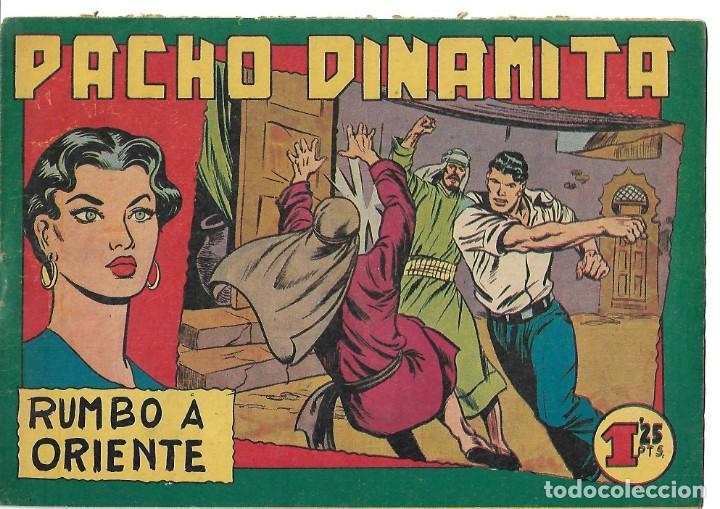 PACHO DINAMITA - NUM 131 - ORIGINAL (Tebeos y Comics - Maga - Pacho Dinamita)