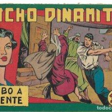 Tebeos: PACHO DINAMITA - NUM 131 - ORIGINAL. Lote 262745135