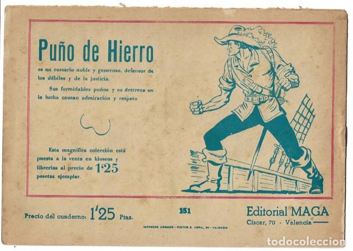 Tebeos: PACHO DINAMITA - NUM 131 - ORIGINAL - Foto 2 - 262745135