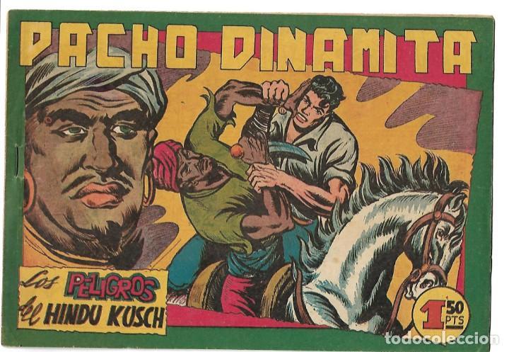 PACHO DINAMITA - NUM 135 - ORIGINAL (Tebeos y Comics - Maga - Pacho Dinamita)