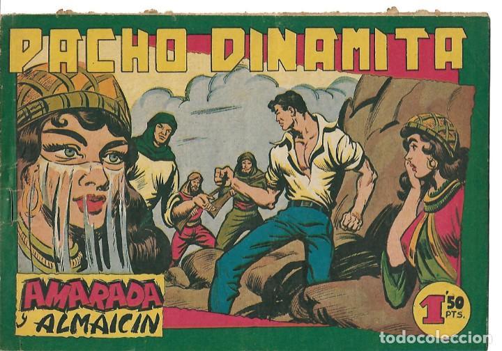 PACHO DINAMITA - NUM 136 - ORIGINAL (Tebeos y Comics - Maga - Pacho Dinamita)