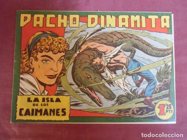 PACHO DINAMITA. MAGA, Nº8. (Tebeos y Comics - Maga - Pacho Dinamita)