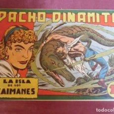 Livros de Banda Desenhada: PACHO DINAMITA. MAGA, Nº8.. Lote 262953990