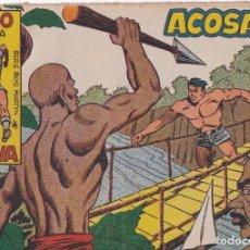 BDs: RAYO DE LA SELVA : NUMERO 35 ACOSADOS , EDITORIAL MAGA. Lote 263066840
