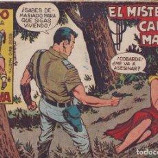 Giornalini: RAYO DE LA SELVA : NUMERO 23 EL MISTERIOSO CAPITAN MARTEN , EDITORIAL MAGA. Lote 263069695