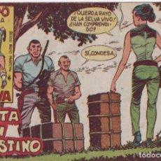 Giornalini: RAYO DE LA SELVA : NUMERO 24 RUTA SIN DESTINO , EDITORIAL MAGA. Lote 263070505