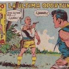 Giornalini: RAYO DE LA SELVA : NUMERO 14 LA ULTIMA OPORTUNIDAD , EDITORIAL MAGA. Lote 263072000