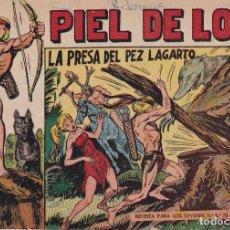 Tebeos: PIEL DE LOBO: NUMERO 3 LA PRESA DEL PEZ LAGARTO , EDITORIAL MAGA. Lote 263076645
