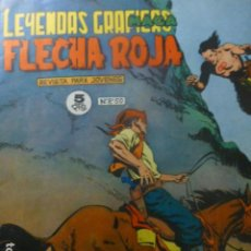 Tebeos: COMIC FLECHA ROJA Nº 55 DE MAGA. Lote 280539233