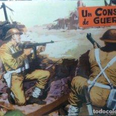 Tebeos: COMIC ESPIA UN CONSEJO DE GUERRA Nº 42 DE MAGA. Lote 263667685