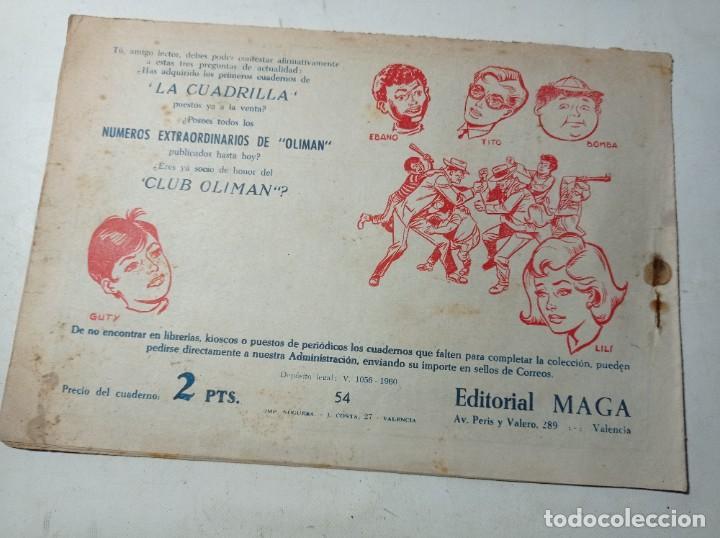 Tebeos: Original no copia Tony y Anita los ases del circo el ídolo de barro número 54 año 1960 - Foto 2 - 263926550