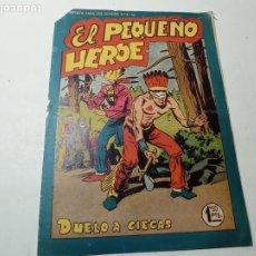 Tebeos: ORIGINAL NO COPIA CALLE EL PEQUEÑO HÉROE DUELO A CIEGAS NÚMERO 50 EDITORIAL MAGA. Lote 263937215