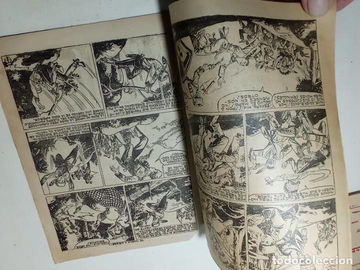 Tebeos: Original no copia calle el pequeño héroe duelo a ciegas número 50 editorial maga - Foto 2 - 263937215