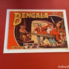Tebeos: BENGALA Nº 6 ORIGINAL-2ª PARTE EDITORIAL MAGA. Lote 264127585