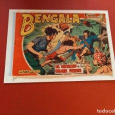 Tebeos: BENGALA Nº 7 ORIGINAL-2ª PARTE EDITORIAL MAGA. Lote 264127665