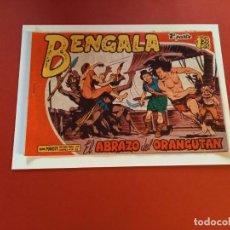 Tebeos: BENGALA Nº 8 ORIGINAL-2ª PARTE EDITORIAL MAGA. Lote 264127715