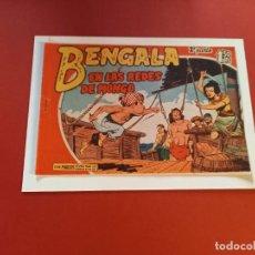 Tebeos: BENGALA Nº 9 ORIGINAL-2ª PARTE EDITORIAL MAGA. Lote 264127745