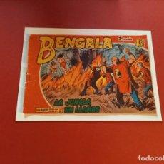 Tebeos: BENGALA Nº 11 ORIGINAL-2ª PARTE EDITORIAL MAGA. Lote 264127890