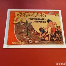 Tebeos: BENGALA Nº 15 ORIGINAL-2ª PARTE EDITORIAL MAGA. Lote 264128330