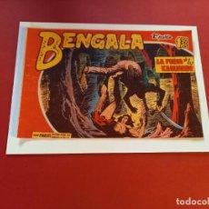 Tebeos: BENGALA Nº 16 ORIGINAL-2ª PARTE EDITORIAL MAGA. Lote 264128395