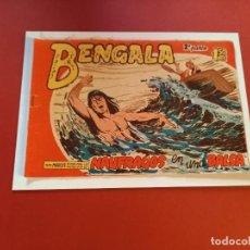 Tebeos: BENGALA Nº 21 ORIGINAL-2ª PARTE EDITORIAL MAGA. Lote 264128805