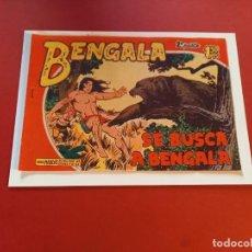Giornalini: BENGALA Nº 30 ORIGINAL-2ª PARTE EDITORIAL MAGA. Lote 264129820