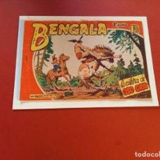 Giornalini: BENGALA Nº 33 ORIGINAL-2ª PARTE EDITORIAL MAGA. Lote 264130130