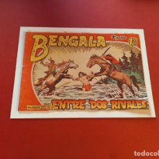 Tebeos: BENGALA Nº 34 ORIGINAL-2ª PARTE EDITORIAL MAGA. Lote 264130240
