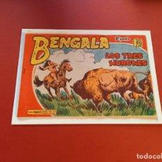 Giornalini: BENGALA Nº 35 ORIGINAL-2ª PARTE EDITORIAL MAGA. Lote 264130335
