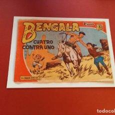 Giornalini: BENGALA Nº 37 ORIGINAL-2ª PARTE EDITORIAL MAGA. Lote 264130790