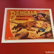 Giornalini: BENGALA Nº 38 ORIGINAL-2ª PARTE EDITORIAL MAGA. Lote 264130990