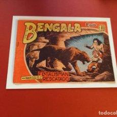 Giornalini: BENGALA Nº 44 ORIGINAL-2ª PARTE EDITORIAL MAGA. Lote 264131235
