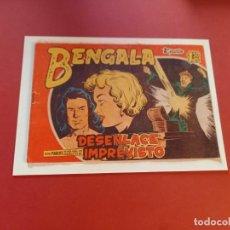 Giornalini: BENGALA Nº 45 ORIGINAL-2ª PARTE EDITORIAL MAGA. Lote 264131295