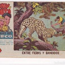 Tebeos: TONY Y ANITA (2ª PARTE) : NUMERO 21 ENTRE FIERAS Y BANDIDOS , EDITORIAL MAGA. Lote 264675814
