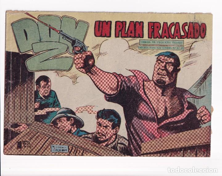 DON Z : NUMERO 41 UN PLAN FRACASADO, EDITORIAL MAGA (Tebeos y Comics - Maga - Don Z)