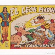 Tebeos: EL LEON MARINO : NUMERO 14 LA TRIBU JUSTICIERA, EDITORIAL MAGA. Lote 264804409